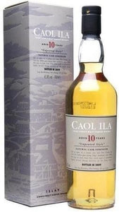 Caol Ila Scotch Single Malt 10 Year-Wine Chateau