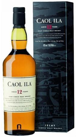 Caol Ila Scotch Single Malt 12 Year