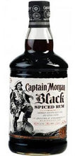 Load image into Gallery viewer, Captain Morgan Rum Black Spiced-Wine Chateau