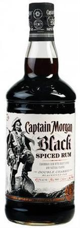 Captain Morgan Rum Black Spiced-Wine Chateau