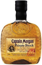 Load image into Gallery viewer, Captain Morgan Rum Private Stock-Wine Chateau