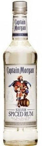 Captain Morgan Rum Silver Spiced-Wine Chateau
