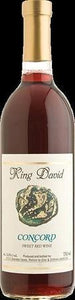 Carmel Concord King David-Wine Chateau