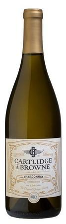 Cartlidge & Browne Chardonnay 2015-Wine Chateau