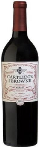 Cartlidge & Browne Merlot 2017