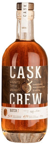 Cask & Crew Whiskey Walnut Toffee