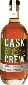 Cask & Crew Whiskey Ginger Spice
