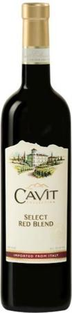 Cavit Select Red Blend-Wine Chateau