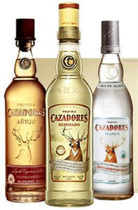 Cazadores Tequila Anejo-Wine Chateau