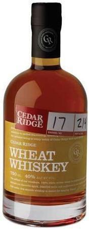 Cedar Ridge Wheat Whiskey-Wine Chateau