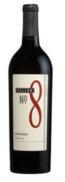 Cellar No. 8 Zinfandel-Wine Chateau