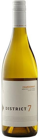 District 7 Chardonnay 2015