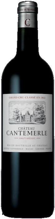 Chateau Cantemerle Haut-Medoc 2014