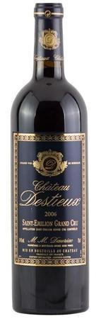 Chateau Destieu St. Emilion Grand Cru 2006-Wine Chateau