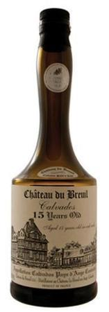 Chateau du Breuil Calvados 15 Year-Wine Chateau