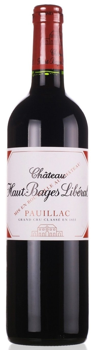 Chateau Haut-Bages Liberal Pauillac 2008