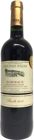 Chateau Julian Bordeaux Superieur 2014