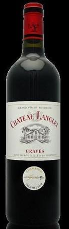 Chateau Langlet Graves 2012