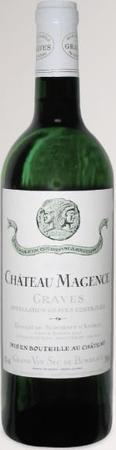 Chateau Magence Graves Blanc 2012