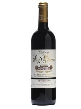 Chateau Puy Mouton Saint-Emilion 2011-Wine Chateau