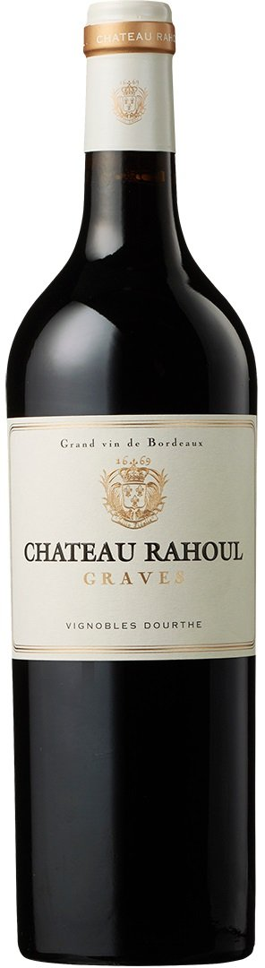 Chateau Rahoul Graves Rouge 2012