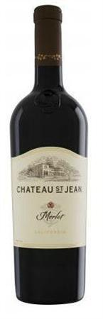 Chateau St Jean Merlot California-Wine Chateau