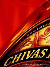 Load image into Gallery viewer, Chivas Regal Scotch 25 Year-Wine Chateau
