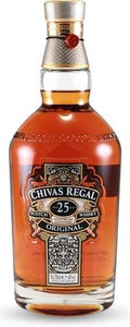 Chivas Regal Scotch 25 Year-Wine Chateau