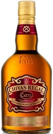 Chivas Regal Scotch Extra-Wine Chateau