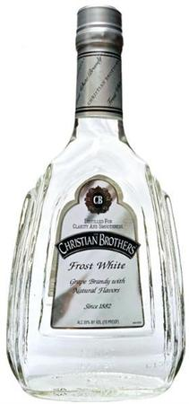 Christian Brothers Brandy Frost White