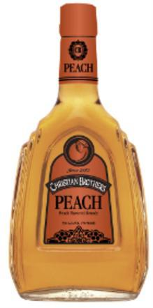 Christian Brothers Peach Brandy-Wine Chateau