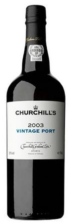 Churchill's Port Vintage 2003-Wine Chateau