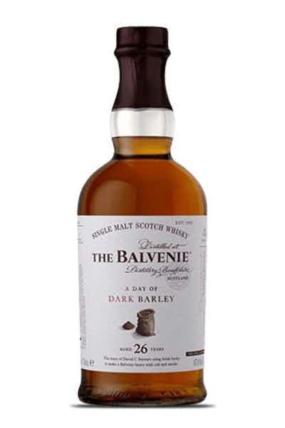 The Balvenie Scotch Single Malt 26 Year A Day Of Dark Barley