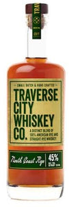 Traverse City Rye Whiskey North Coast