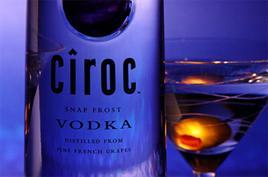 Ciroc Vodka Snap Frost-Wine Chateau