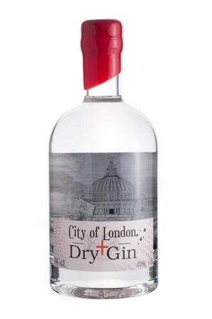 City Of London Gin Dry-Wine Chateau