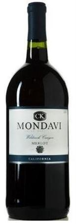CK Mondavi Merlot Wildcreek Canyon-Wine Chateau