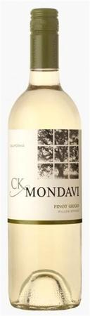 CK Mondavi Pinot Grigio Willow Springs