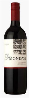 CK Mondavi Scarlet Five Wildcreek Canyon-Wine Chateau