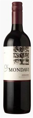 CK Mondavi Zinfandel Wildcreek Canyon-Wine Chateau