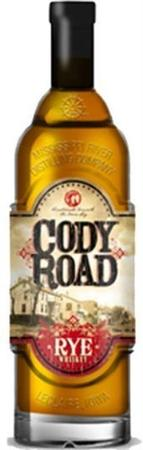 Cody Road Rye Whiskey-Wine Chateau