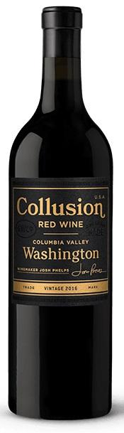 Collusion Red Wine 2017