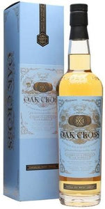 Compass Box Scotch Oak Cross-Wine Chateau