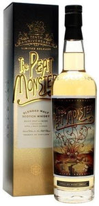 Compass Box Scotch The Peat Monster-Wine Chateau