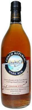Conch Republic Rum Dark