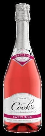 Cook's Sweet Rose-Wine Chateau