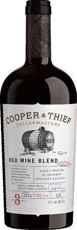 Cooper & Thief Red Wine Blend 2014-Wine Chateau