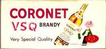 Load image into Gallery viewer, Coronet Brandy Vsq-Wine Chateau