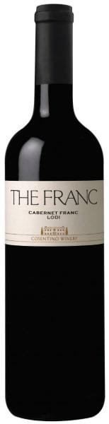Cosentino Winery Cabernet Franc The Franc 2017