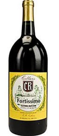 Cr Cellars Fortissimo-Wine Chateau